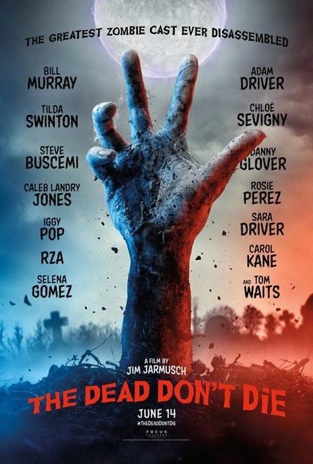 吉姆·贾木许《丧尸未逝》 作为开幕影片亮相戛纳资讯生活